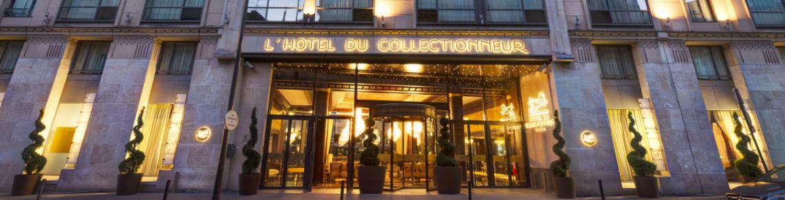 Hôtel du Collectionneur Arc de Triomphe Paris Offres d ...