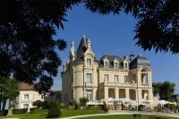 Vue du Château et son Parc
