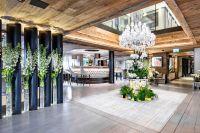 Ultima Gstaad Lobby