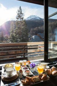 Breakfast Grand Hotel