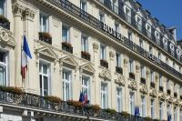 Hôtel Scribe Paris - Façade