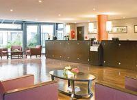 Réception Hôtel Concorde Montparnasse