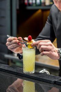 Cocktail raffiné