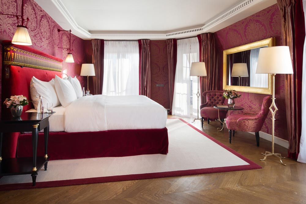 Hotel La Reserve Paris Recrutement