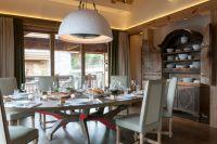 Salle à manger Hameau de la Volière