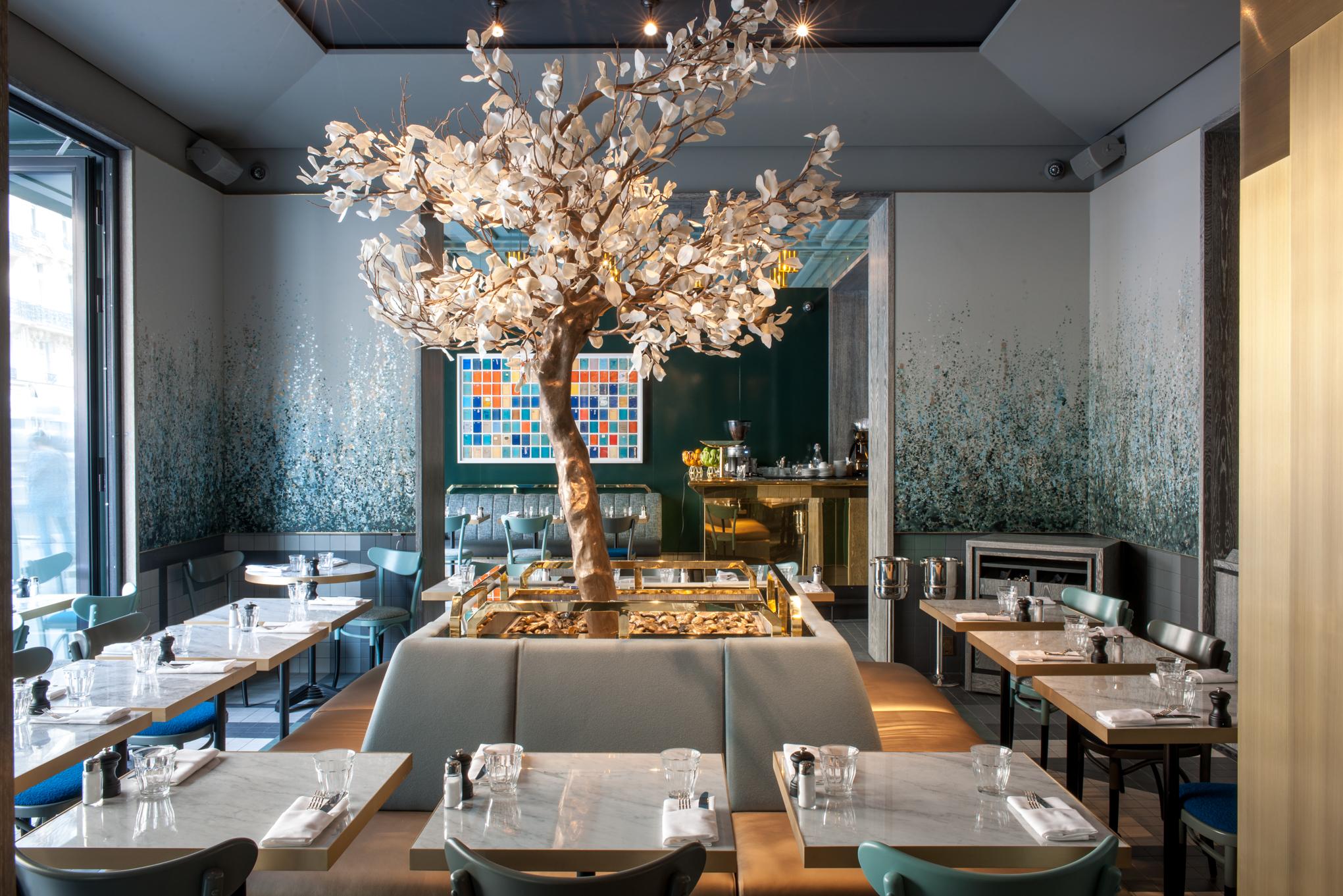 Nolinski paris offres d 39 emploi ou de stage en h tellerie for Hotel avec restaurant