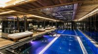 Ultima Gstaad Swimming Pool and Jacuzzi