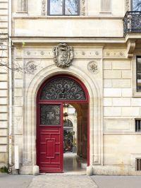 Entrée Hôtel de Pourtalès