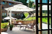La terrasse Suite Royale