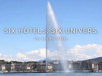 SIX HOTELS, SIX UNIVERS
