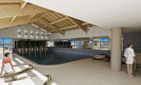 La Rosière pool