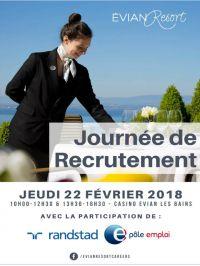 Journée recrutement 2018