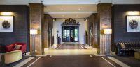 Entrée hôtel Ermitage****