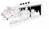 Terasse Grand Café Fauchon