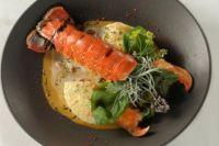 exemple de plats servis au restaurant
