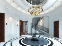 Hotel Particulier Villeroy Lobby