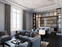 Hotel Particulier Villeroy Salon Apartement