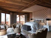Ultima Crans Montana Bedroom