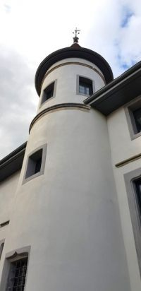Façade Château Brachet