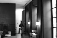 Hotel Bulgari - Salle