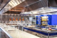 Cuisine ouverte, Rôtisserie/Grill 57°