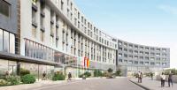 Atrium Airport Hotel Geneva batiment exterieur
