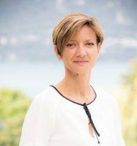La directrice Adeline Roux