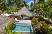 Garden pool villa Bora Bora Pearl Beach Resort Spa