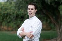 Chef p�tissier Florent Margaillan