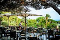 Terrasse restaurant La Veranda