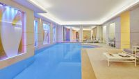 Piscine du Burgundy Spa by Sothys