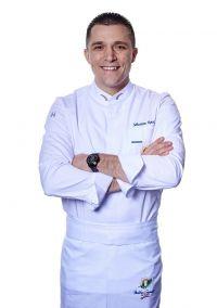 Sébastien Roux Chef de Cuisine