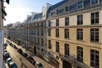Vue Rue Saint Honoré
