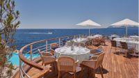 Restaurant Le Grill Eden-Roc terrasse