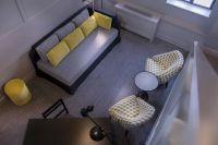 Hôtel d'Aubusson Paris, chambre en  Duplex