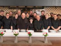 Brigade de cuisine Restaurant Joël Robuchon