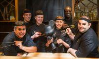 Brigade de cuisine Yoshi