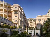 Façade Hôtel Métropole Monte-Carlo