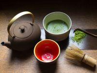 Thé matcha - Restaurant Yoshi