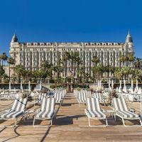 Carlton Cannes et Carlton Beach Club