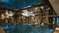 La piscine du Spa Cheval Blanc