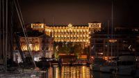 Vue hôtel Nuit