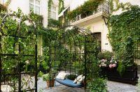 Cour / Jardin extérieur