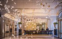Le Lobby et la réception