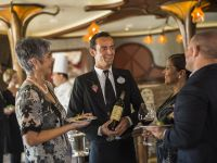 Sommelier  at Remy restaurant on board Disney Cruise Line