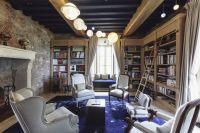 Le château - Bibliothèque
