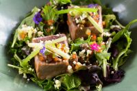 Restaurant Le Plëss - Salade