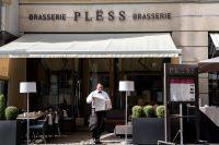 Restaurant Le Plëss Façade