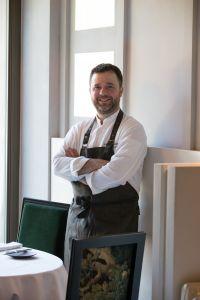 Chef Fabrice Salvador
