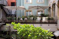 Restaurant La Cristallerie terrasse
